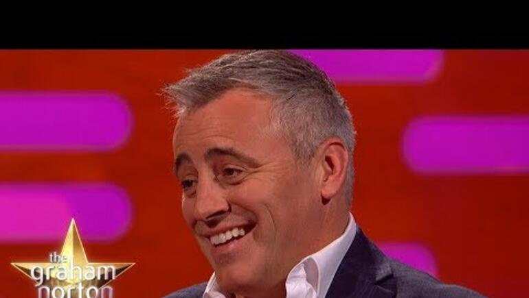 Matt LeBlanc Accidentally Ate Rachel's Meat Trifle on Friends