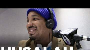 The Sana G Morning Show - Bay Area Legend Husalah from the Mob Figaz 2 Hard 4 Radio Freestyle!