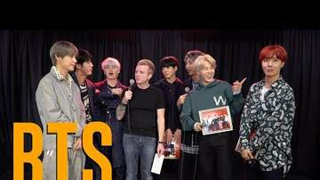 image for BTS Talks 'Mic Drop Remix,' 2018, Twitter + More!