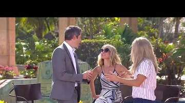 Kristy Knight - Bachelor Arie's Signature Move On Kelly & Ryan