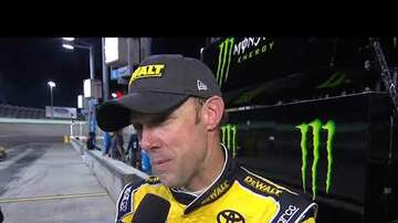 NASCAR - Matt Kenseth's season--and possibly, career--comes to an end