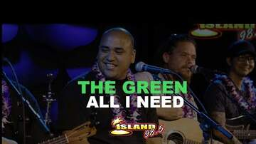 Wake Up Crew - The Green All I Need Live (Acoustic)