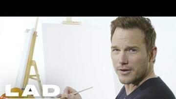 Trending Stories - Chris Pratt & Dave Bautista Paint Each Other