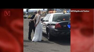 Brian Fink - Bride Arrested For DUI On The Way To Her Own Wedding