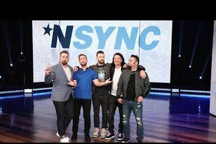 NSYNC Made Surprise Appearance On Ellen