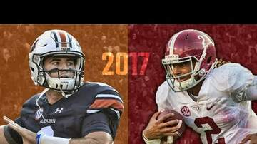 Auburn Sports Blog (36287) - Iron Bowl 2017 Trailer