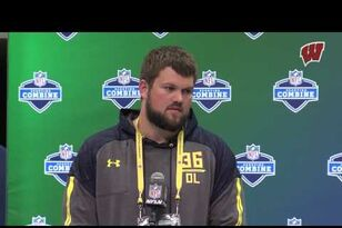 UW Football: Ryan Ramczyk tells NFL teams why he's ready