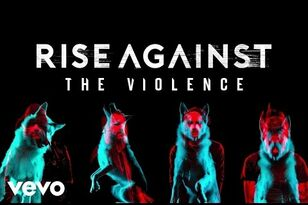 """NEW MUSIC ALERT! Rise Against """"The Violence"""""""