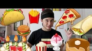 Wake Up Crew - Food Emoji Food Challenge