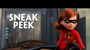 Mataya - Sneak peek of Incredibles 2!!