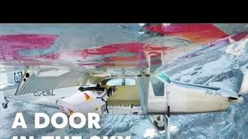 Sherri Marengo - Flying Wingsuit jumpers land in plane in MID AIR