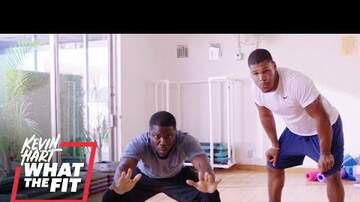 Randy Bigley - Kevin Hart-What The Fit Grab Your Partner