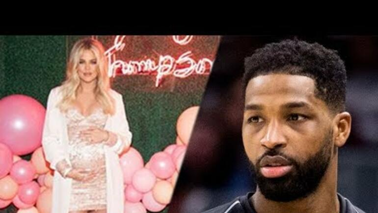This is a Sticky Situation between Khloe Kardashian & Tristan Thompson