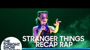 MJ -  Stranger Things' Millie Bobby Brown Does a Season 1 Rap Recap