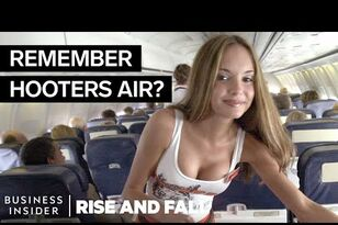 The Rise And Fall Of Hooters Air