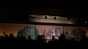Producer Brent - Comedian's Friend Plays Prank: Tells Audience Not To Laugh No Matter What