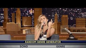 Marlyn - Miley Cyrus Crushes This Musical Genre Challenge