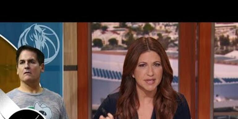 ESPN's Rachel Nichols Takes Down Mavericks In Savage Monologue