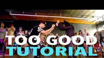 "Hip Hop Rap Music Dances - Drake ft Rihanna ""TOO GOOD"" Dance Tutorial"