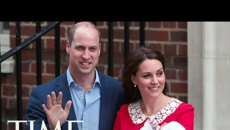 Prince William May Have Just Hinted At The New Royal Baby's Name