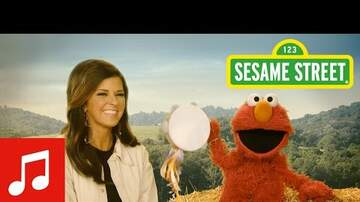 Latest - Little Big Town are making their kids proud. Check them out with the crew from Sesame Street singing 'I' is For Instruments.'