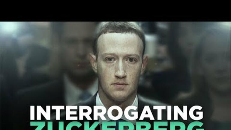 VIDEO: Bad Lip Reading of Mark Zuckerberg's Interrogration