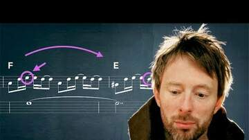 Stacy - Radiohead Chord Progressions