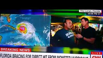 Connor - Drunk Bar Owner Can't Stop Swearing Live On CNN