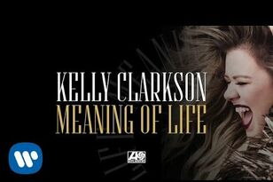 Kelly Clarkson released the title track off her new album