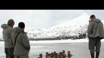 Kat Jackson - Navy Seal Explains Benefits to Showering W/Cold Water