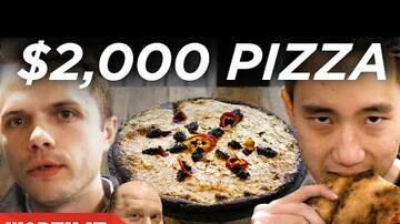 The Big Man Konata - What's Better A $2 Pizza Or A $2000 Pizza?