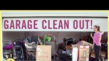 Meaghan Mick - Garage Clean Out!