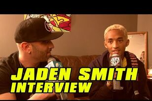 Jaden Smith Kicks Off Tour + Teaching His Dad + Cosigning + Setting Trends
