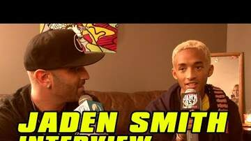 Hip Hop R&B Artist Interviews - Jaden Smith Kicks Off Tour + Teaching His Dad + Cosigning + Setting Trends