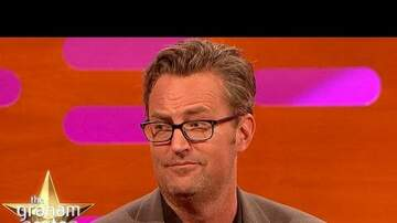 Big John - Matthew Perry Takes The Friends Quiz