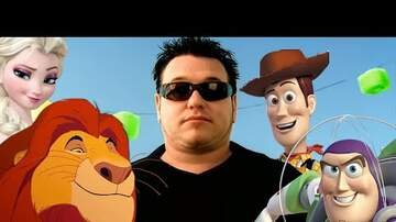 KEVIN AT THE MOVIES - Disney Characters Sing All Star by Smash Mouth