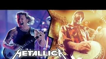 PYX 106 Trending Now: - Metallica 'Wherever I May Roam' Covered On A Banjo
