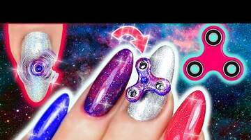 Shelly  - Fidget Spinner For Your Nails.. Yes It's A Thing