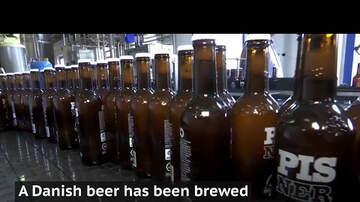 Intern Sami - Denmark Has Created Urine Beer...