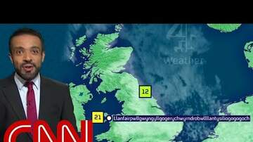 Jaylah - [Nailed it!] Weatherman nails town's super long name!