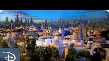 JJ Ryan - WATCH: Star Wars Land At Disney Looks AMAZING!