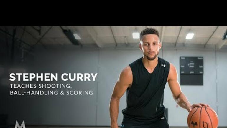 Steph Curry Scores a Film & TV Deal with Sony!