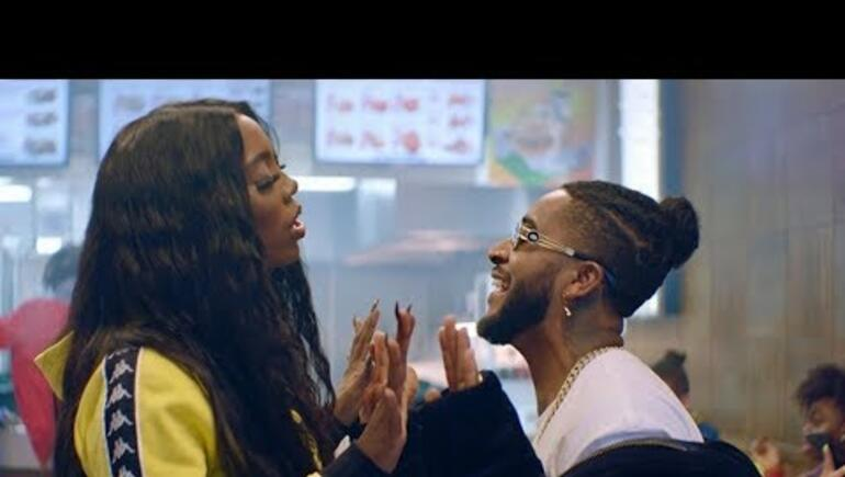 "New Video: Tiwa Savage Feat Omarion - ""Get It Now Remix"""