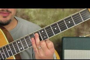 "How To Play ""Stairway to Heaven "" Led Zeppelin On Guitar Tutorial"