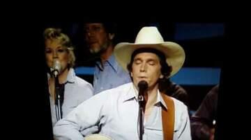 Bob Pickett - Rare George Strait 1983 Hee Haw video