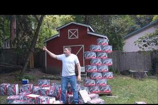 Drunk Man Makes His Own Commercial for Costco Beer
