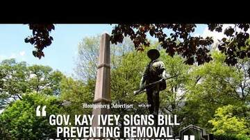 The Michael Brown Show - AL Gov. Explains Why to Keep Monuments