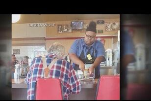Waitress Gets Scholarship After Act of Kindness Goes Viral