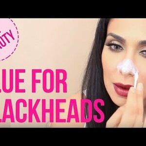 Can You Remove Blackheads using Glue?