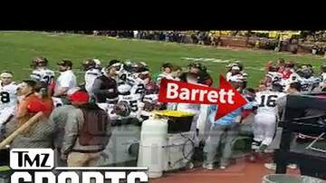 John Corby - JT Barrett Sideline Video